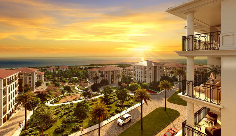 Real Estate Complex Installments Turkey