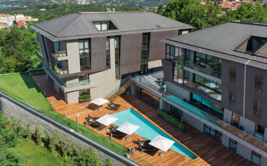 Bosporus Luxury Real Estate Property